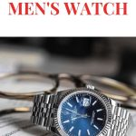 the perfect men's watch