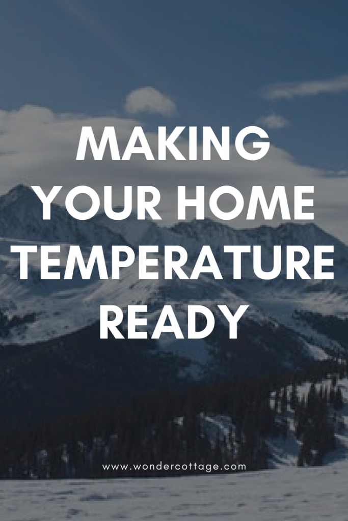 make your home temperature ready