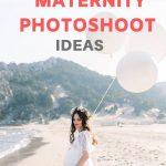 stunning maternity photoshoot ideas