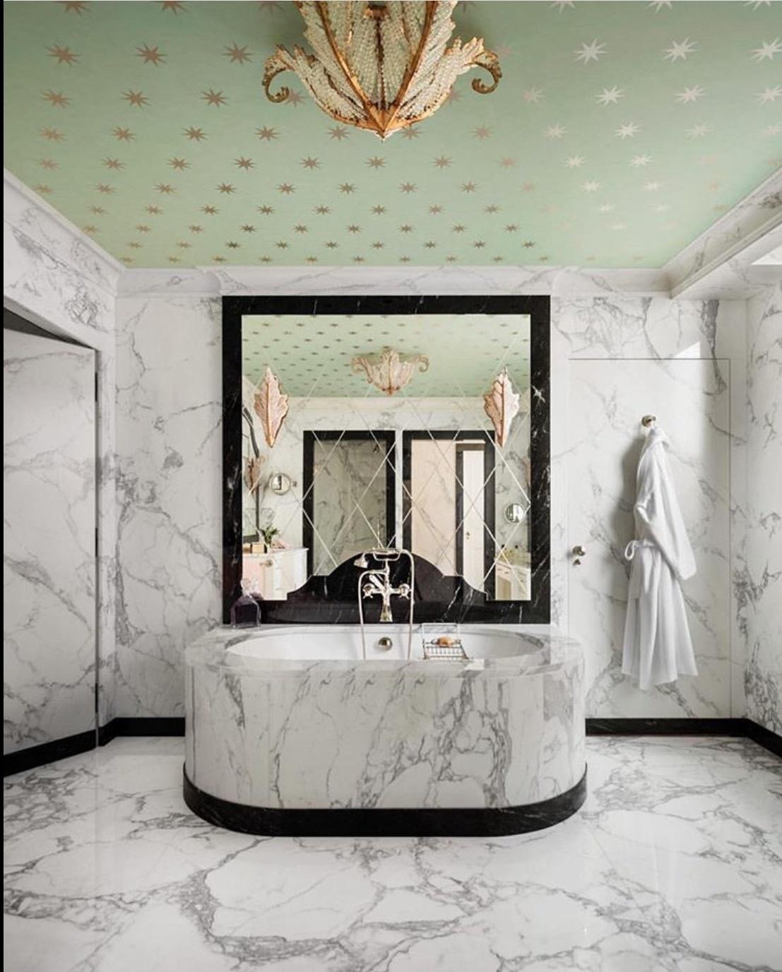 luxury bathroom