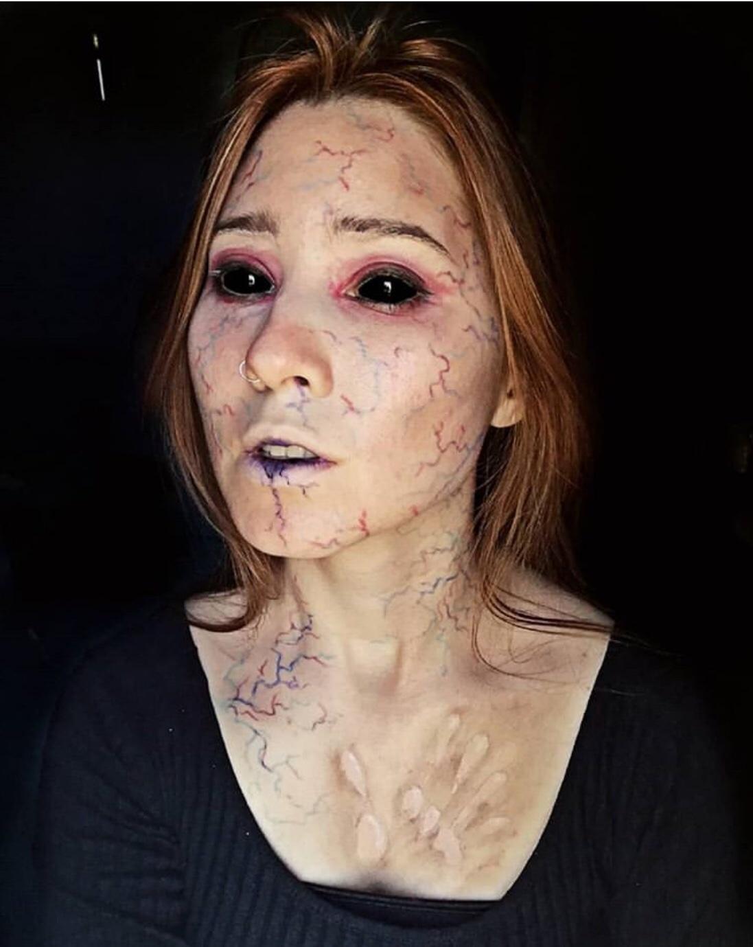 zombie makeup halloween makeup tips