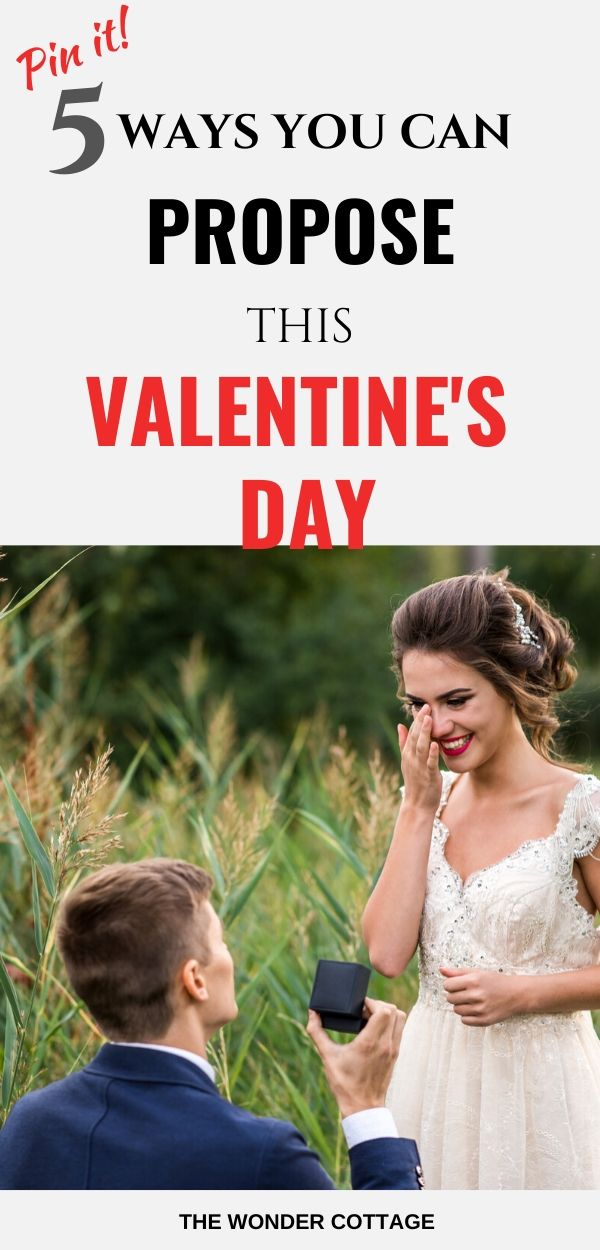 val's day proposal