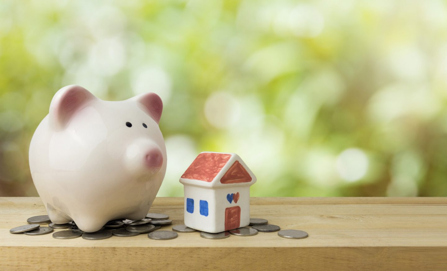 how to save money for a house