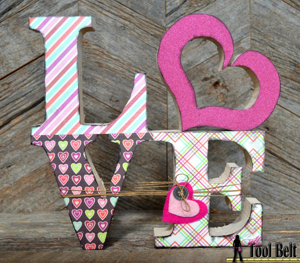 easy diy valentine craft