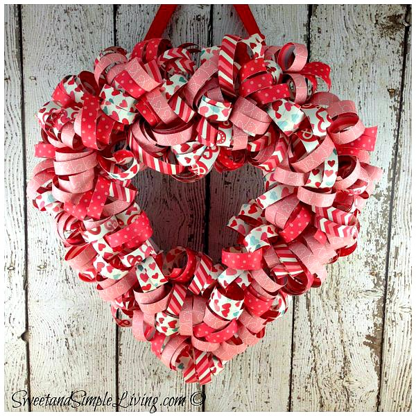 easy diy valentine decor pieces