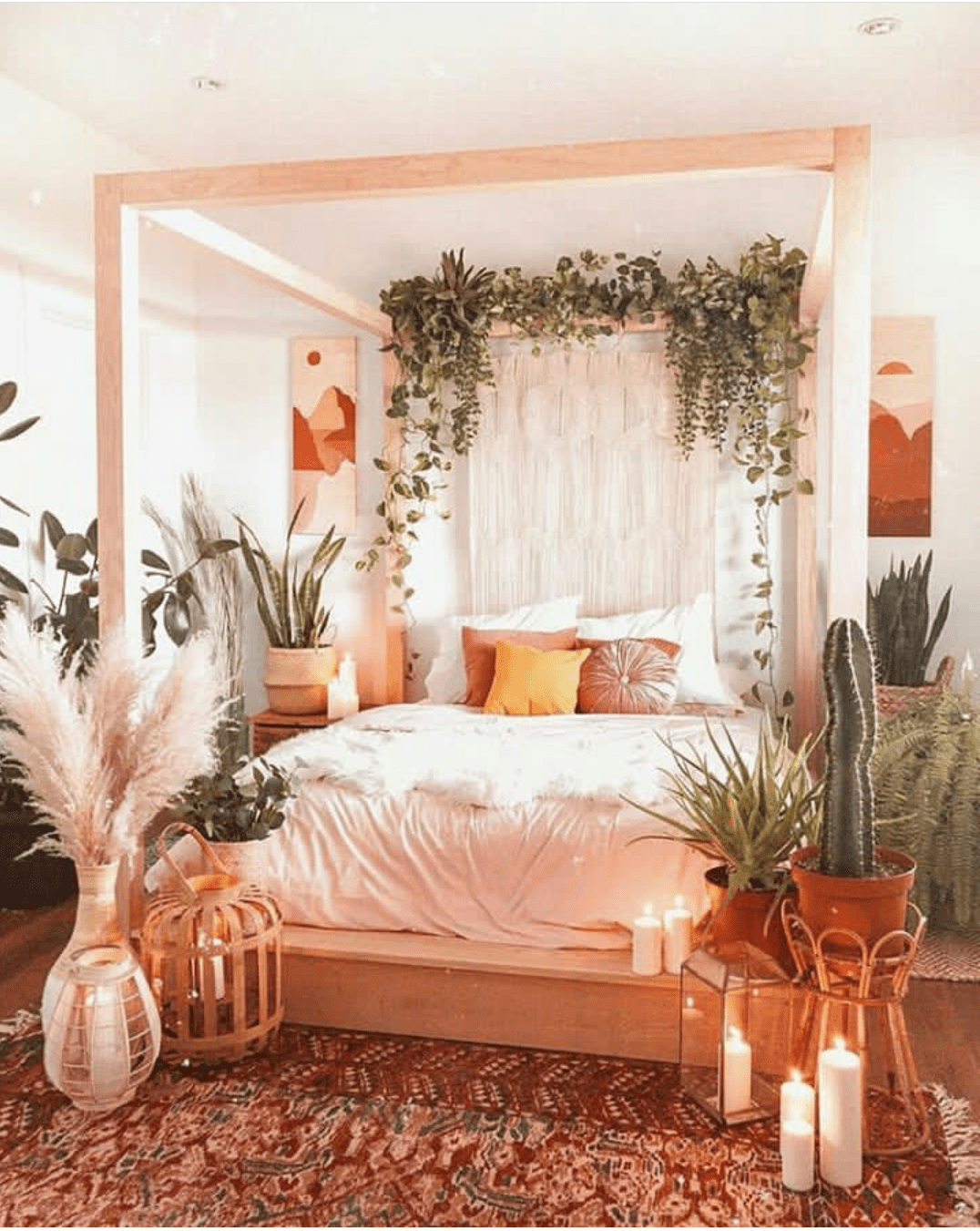 how to make your bedroom romantic
