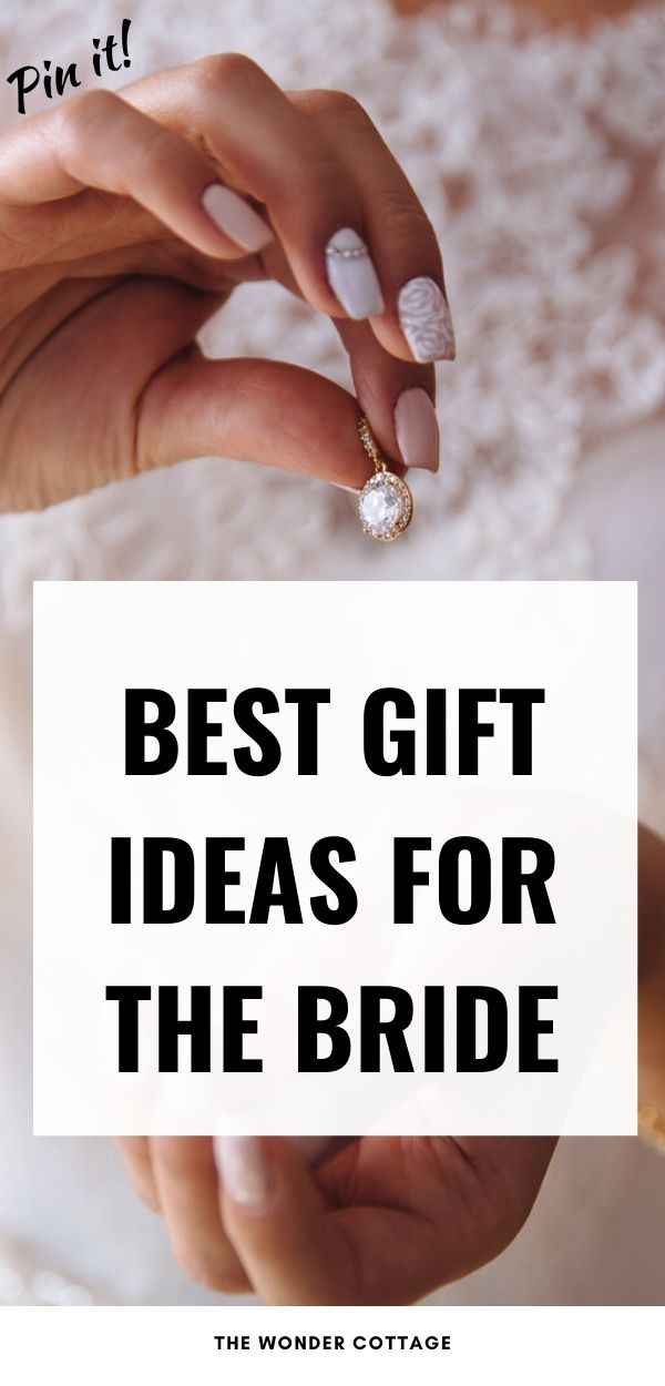 best gifts for the bride
