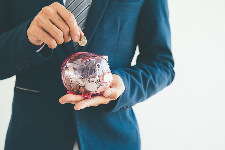 set aside money as emergency fund