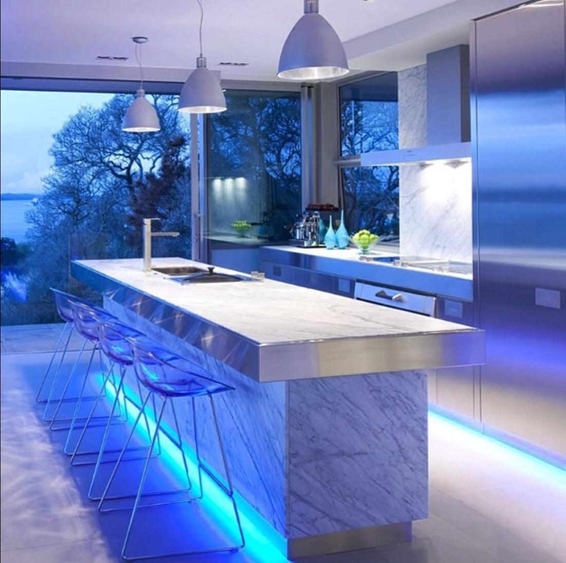led strips for kitchen