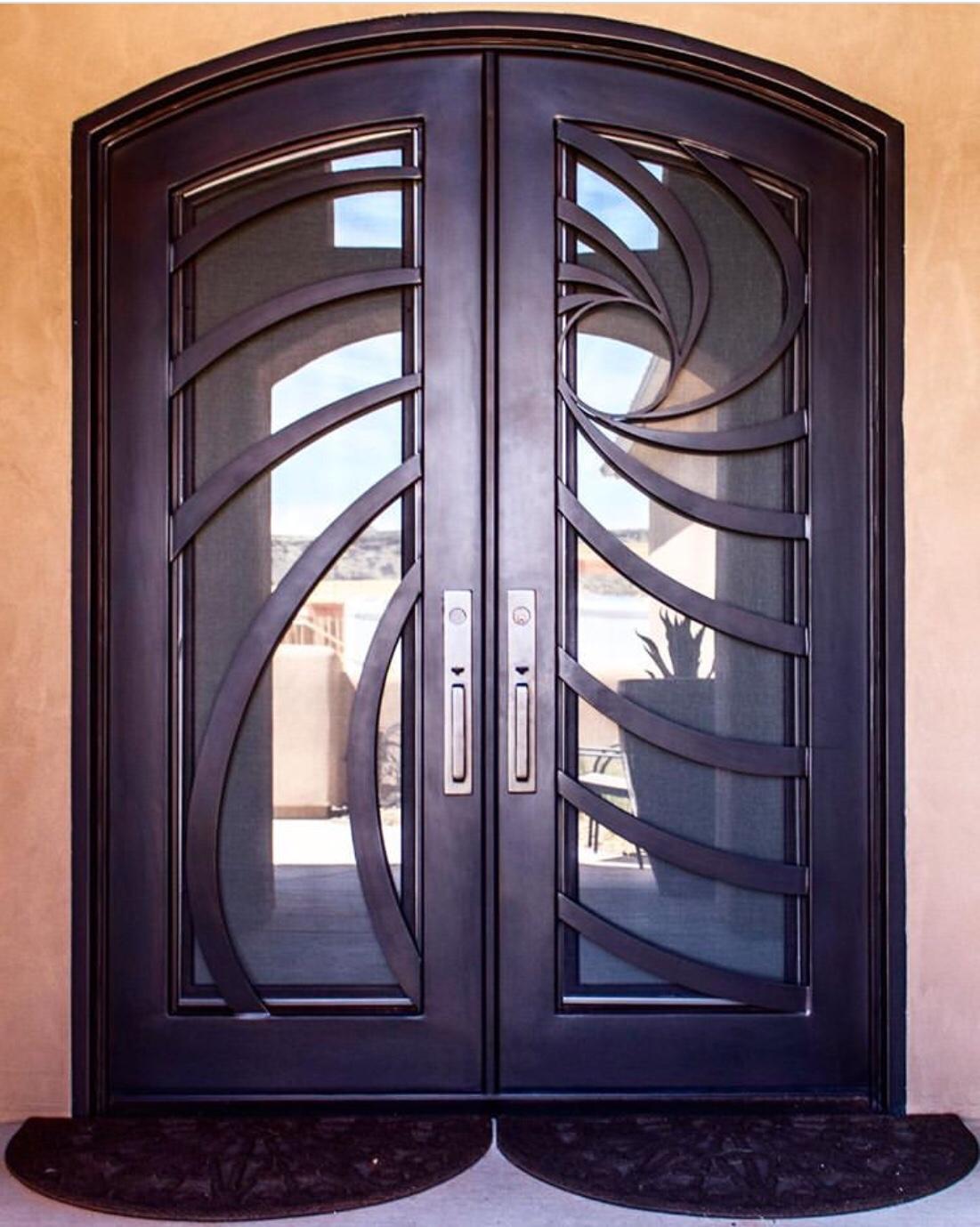 custom made doors