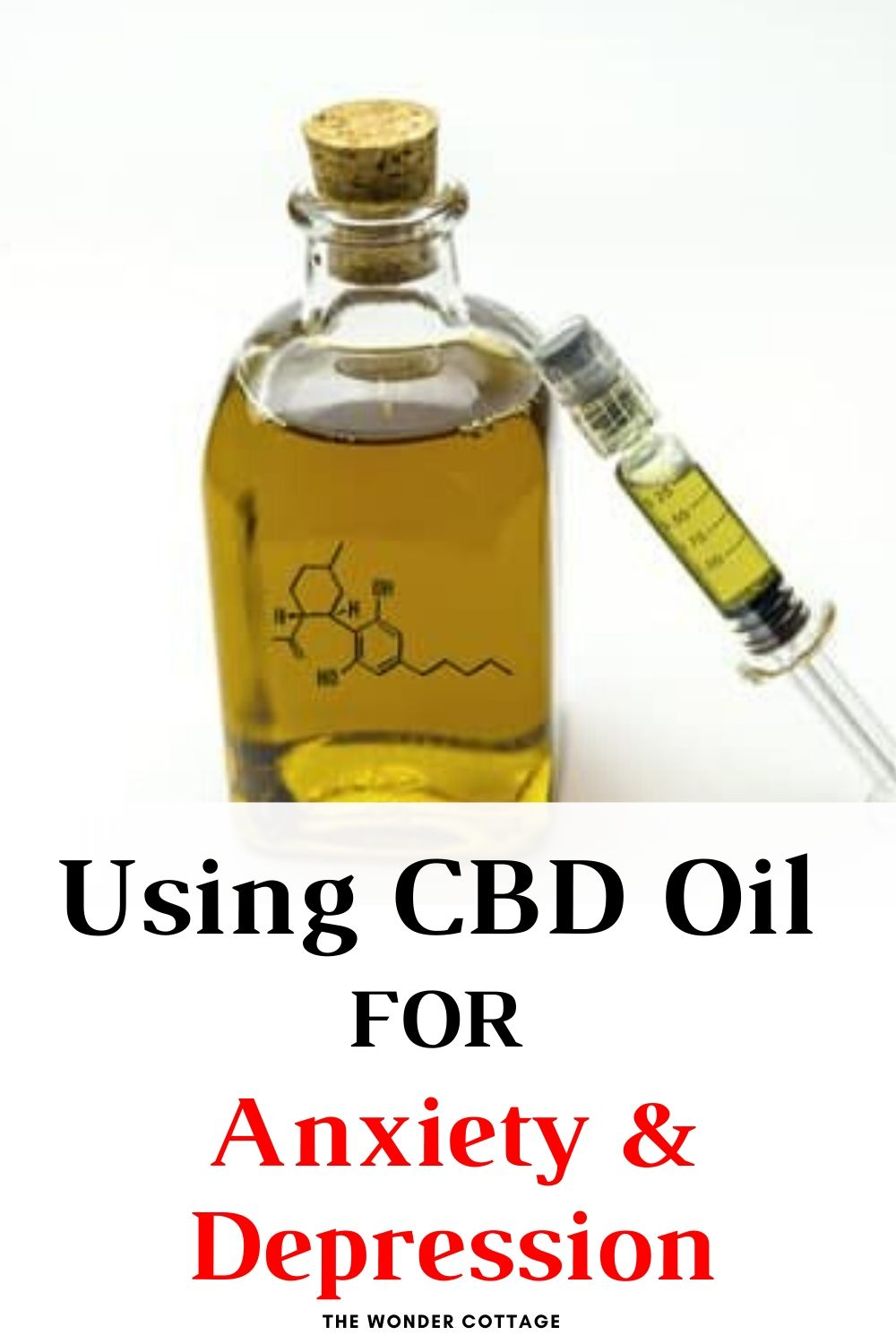 Using cbd oil for anxiety and depression