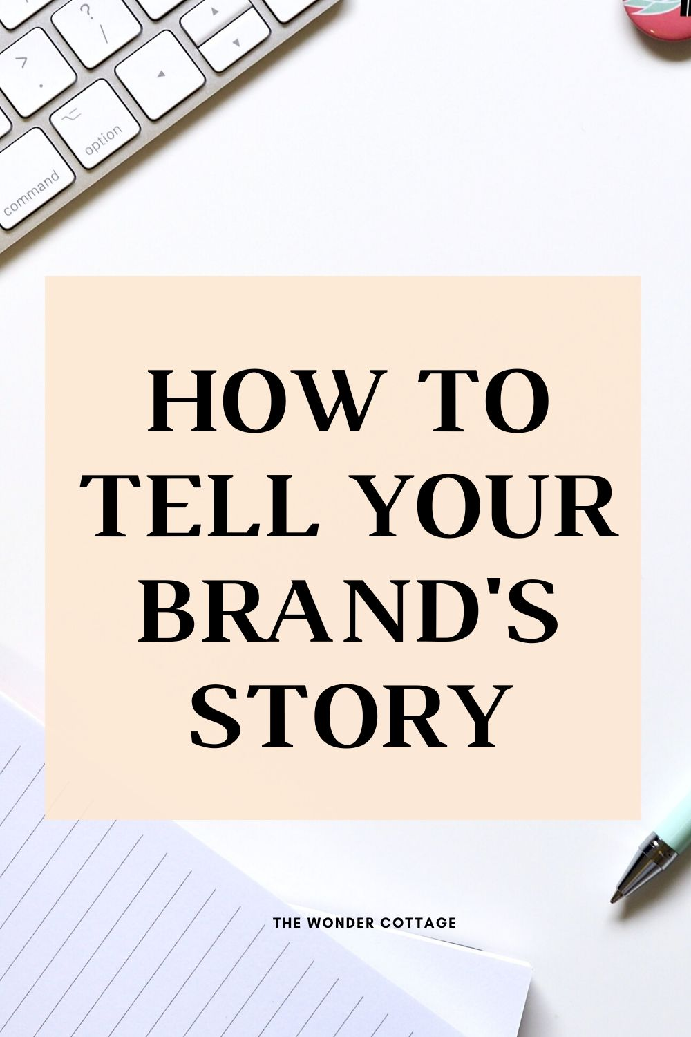 How to attract customers by telling your brand's story