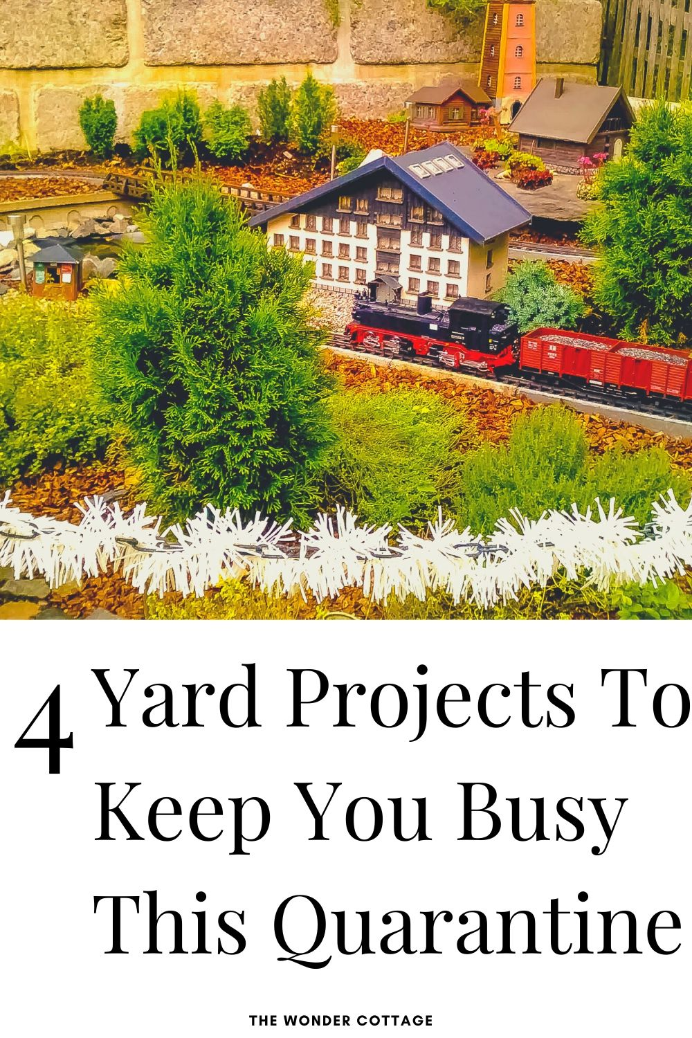 projects to keep you busy this quarantine