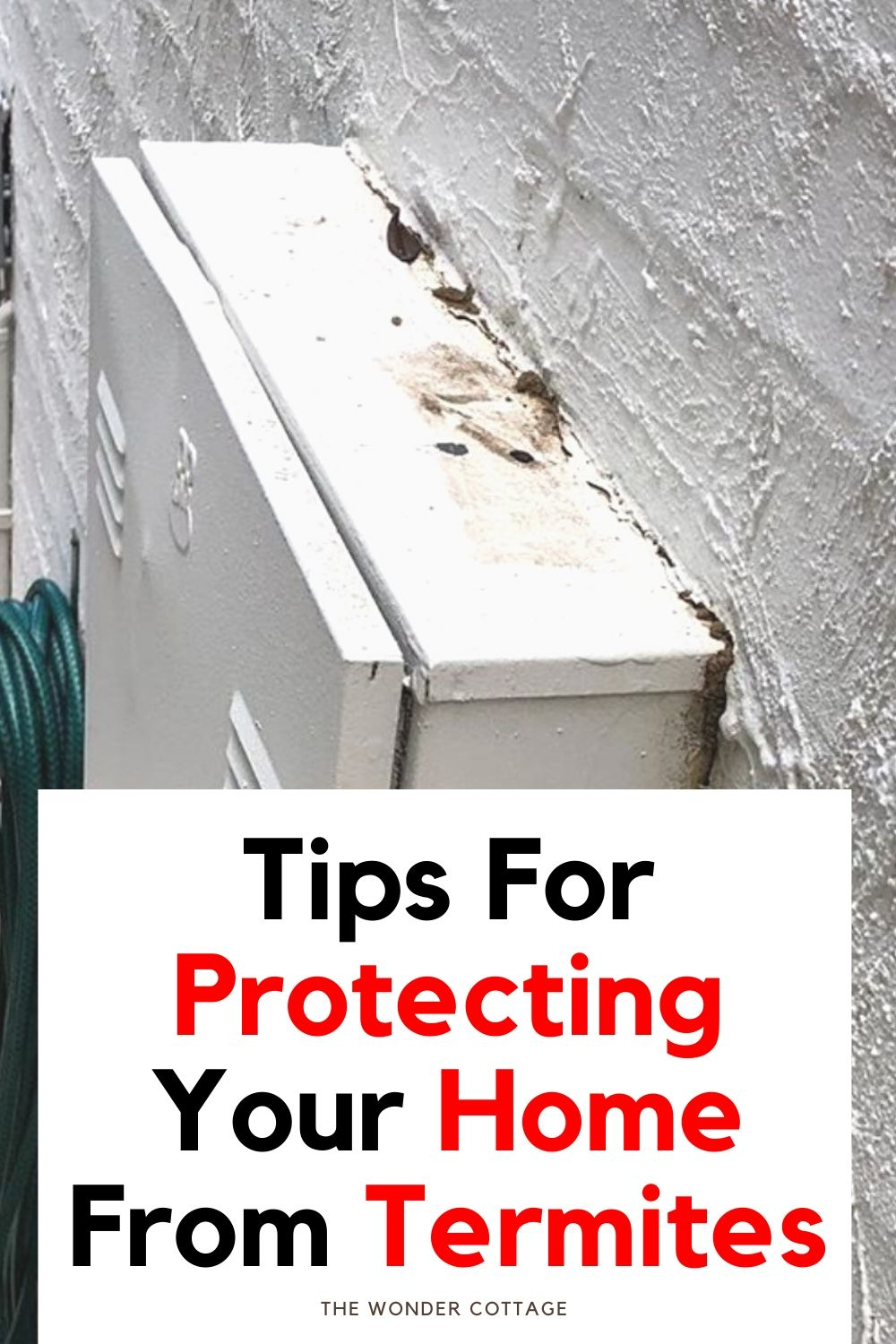 tips for protecting your home from termites