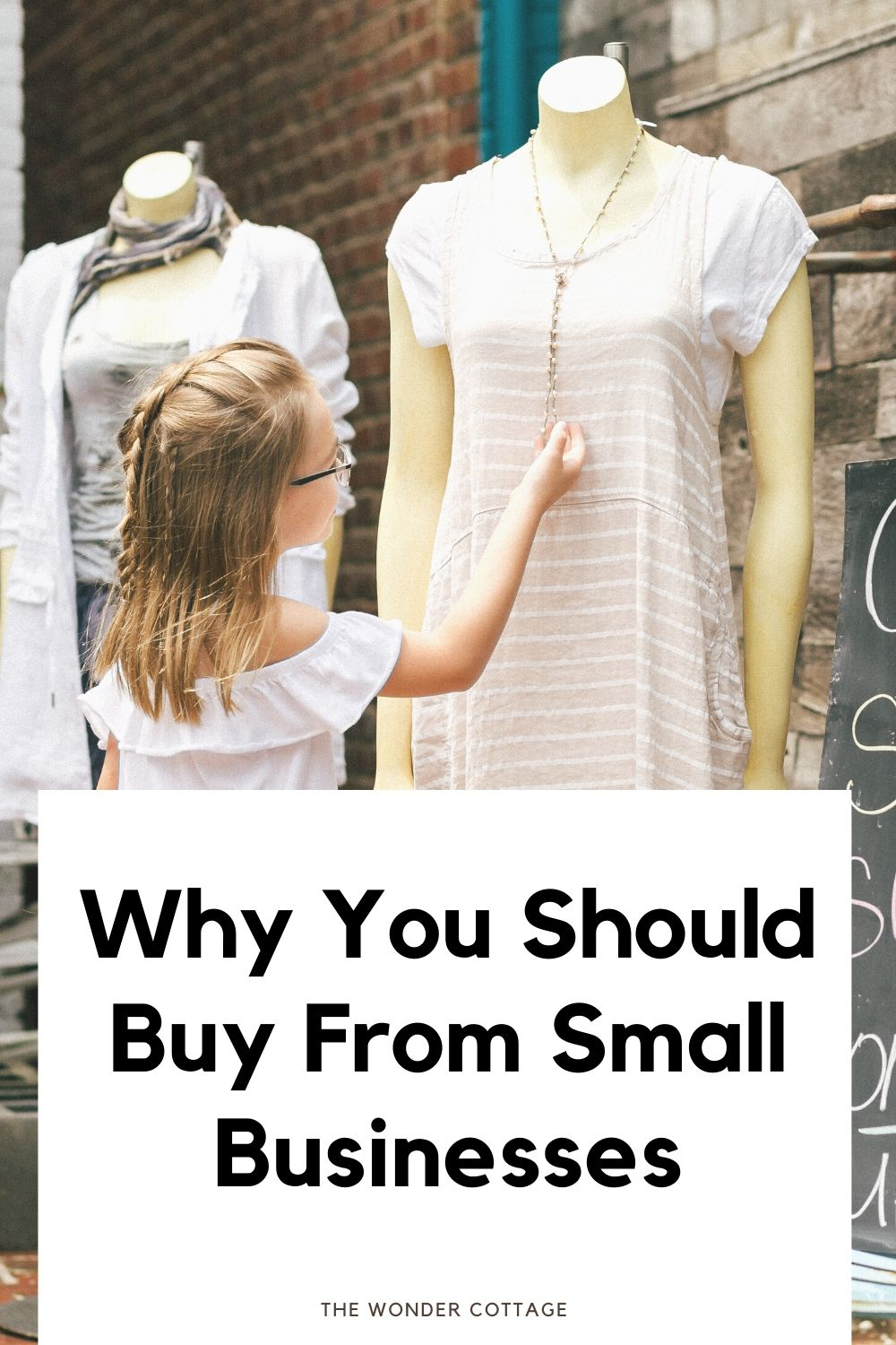 why you should buy from small businesses