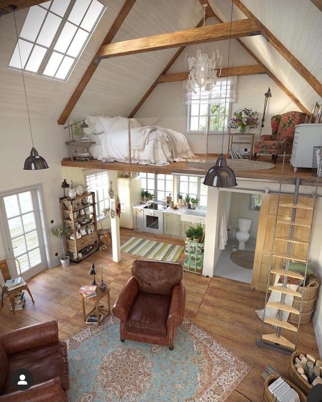 industrial loft design