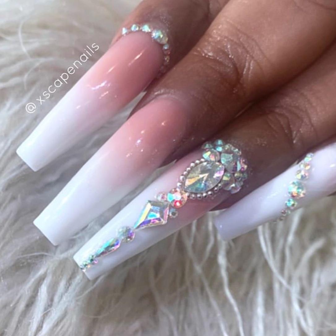ombre nail designs
