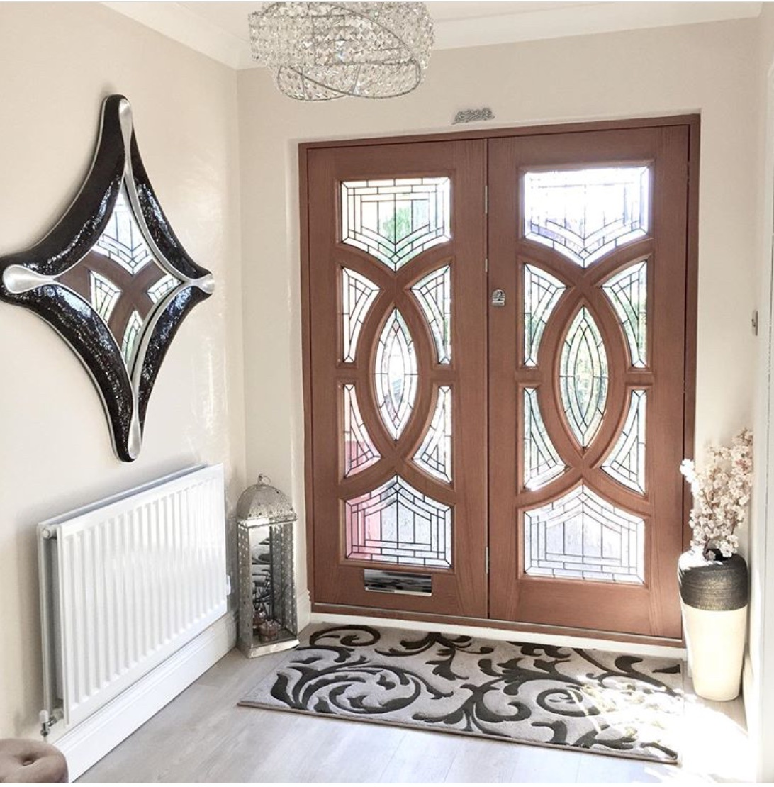 Entrance door designs