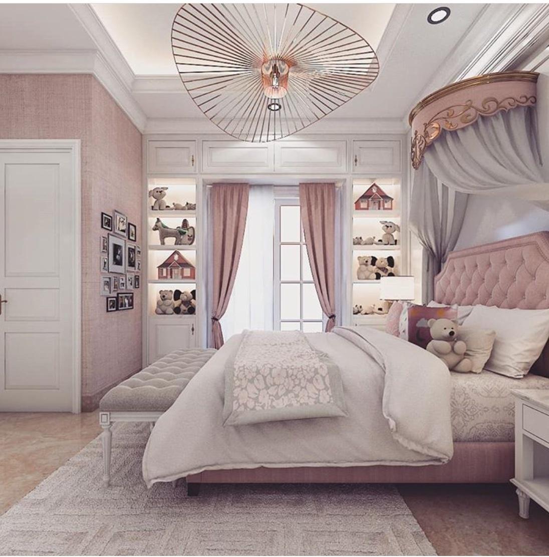princess bedroom