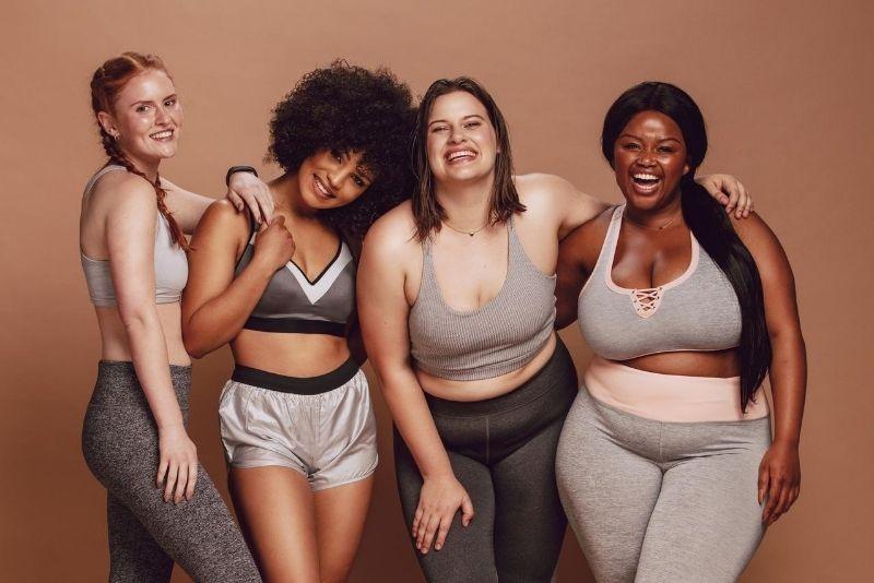 steps top body positivity