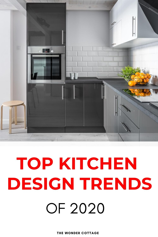top kitchen design trends of 2020
