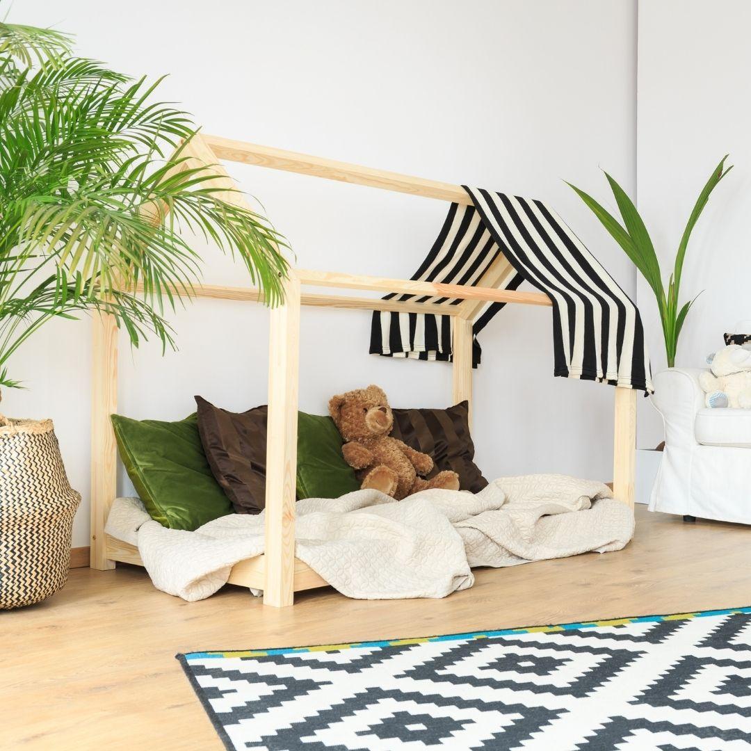 montessori tent bed