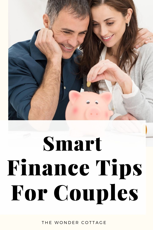 smart finance tips for couples