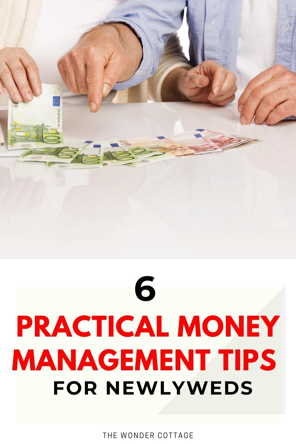 6 practical money management tips for newly weds