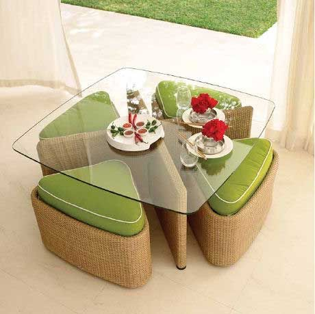 furniture for small dining room