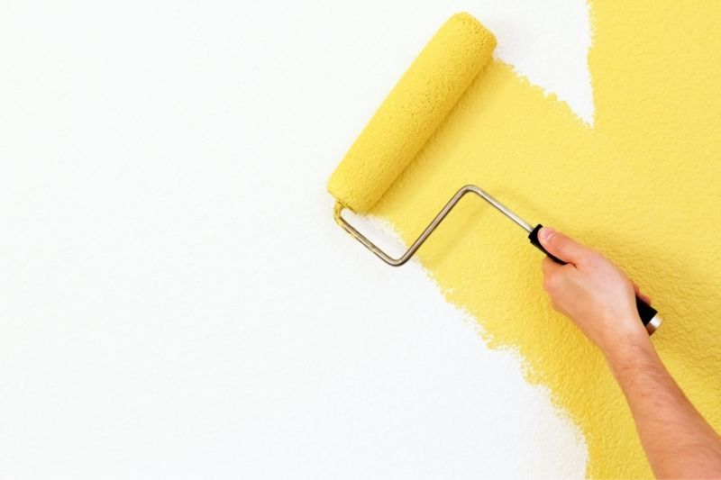 repaint your house