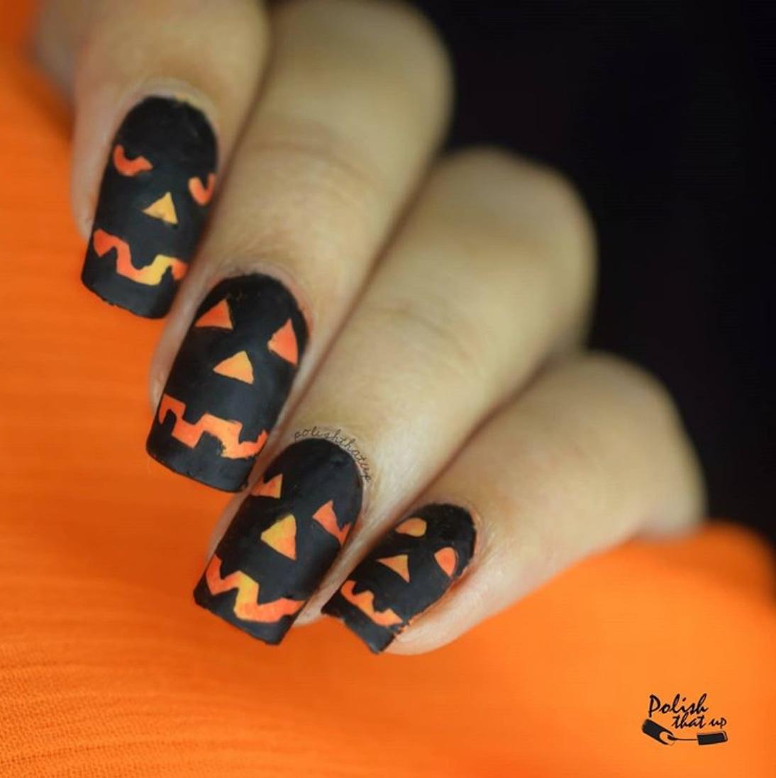 Halloween nail designs 2020