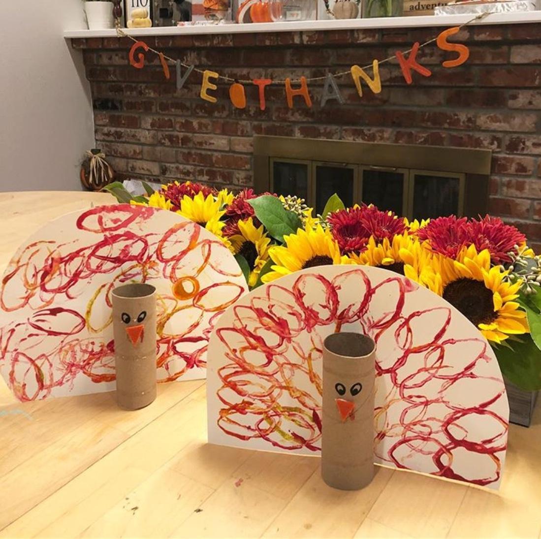 thanksgiving crafts or kids