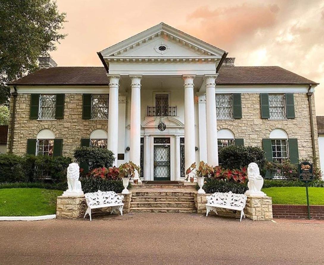 Graceland- top places for Elvis Presley fans to visit