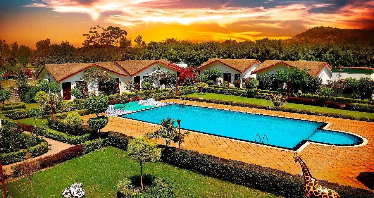 Destination wedding in India- Royals Corbett Forest Resort