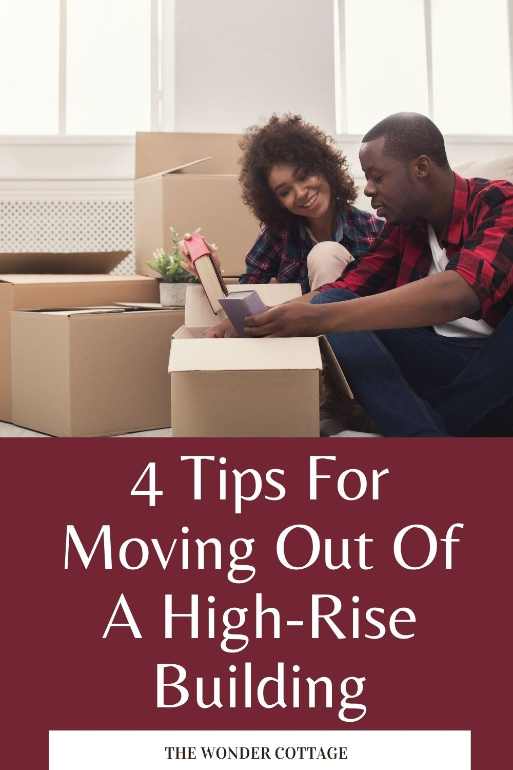 4 tips for moving out of a high-rise building