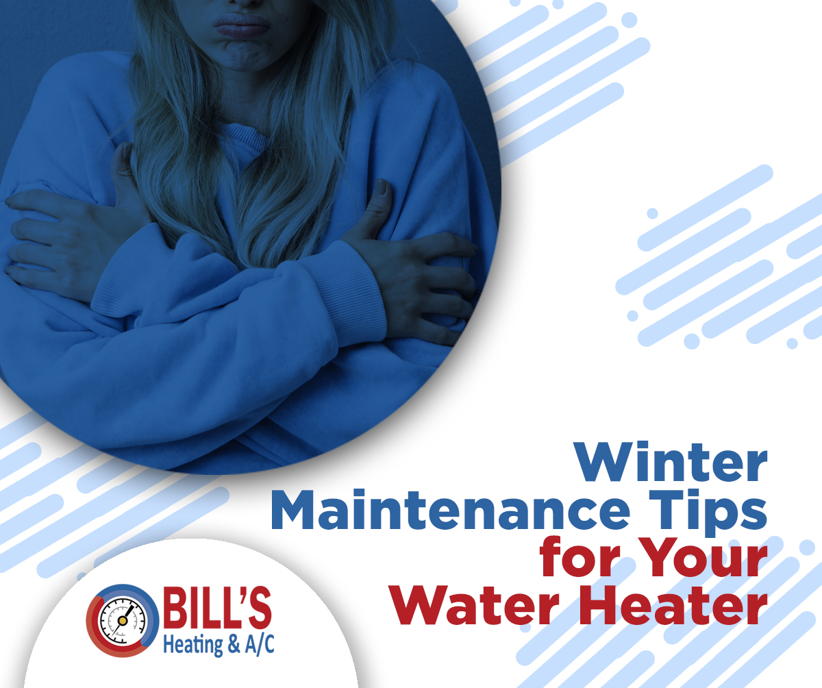 winter maintenance tips for your water heater