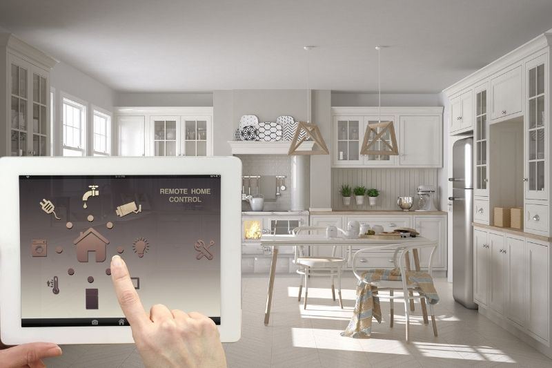 smart remote - home control system