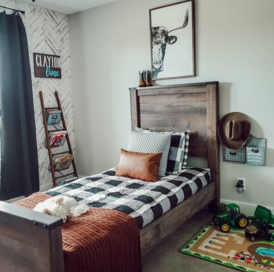 Bedroom decor ideas for boys