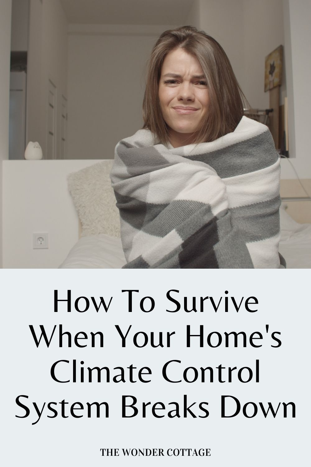 how to survive when your home's climate control system breaks down