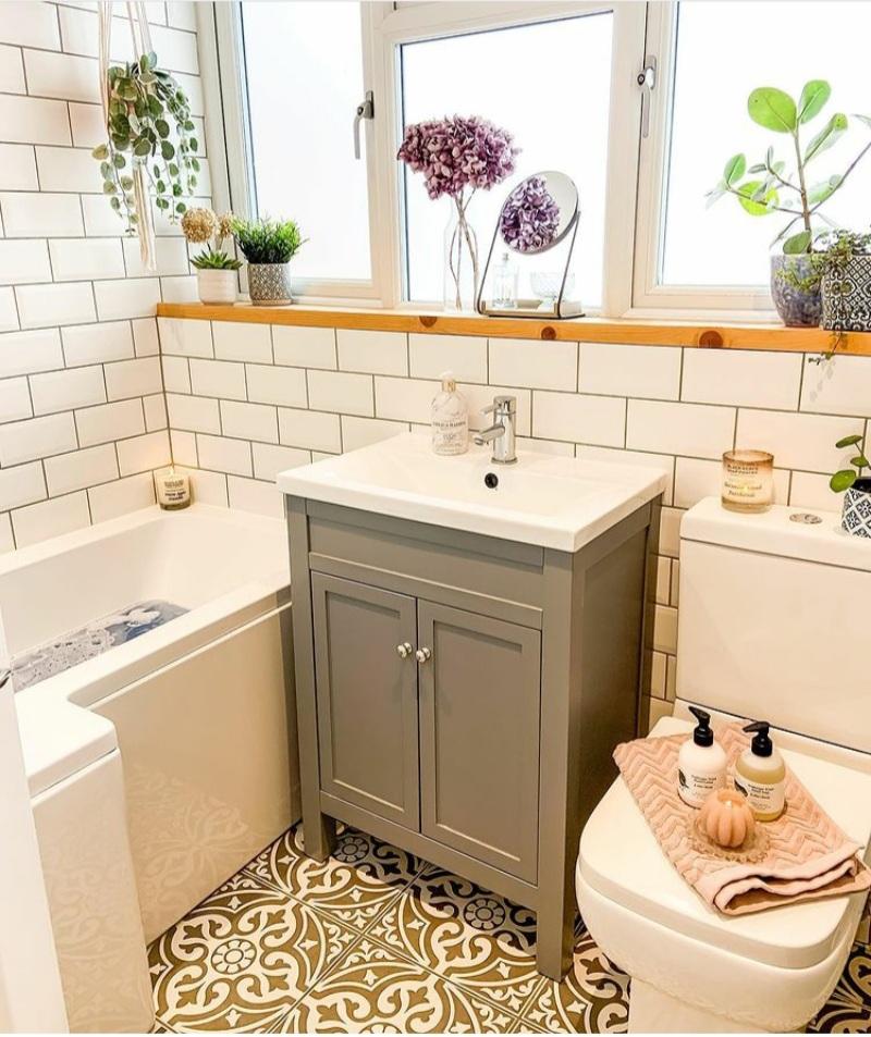Bathroom Decor Ideas For Spring