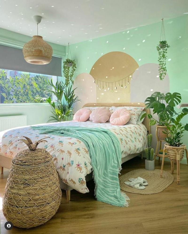 Bedroom Decor Ideas For Spring
