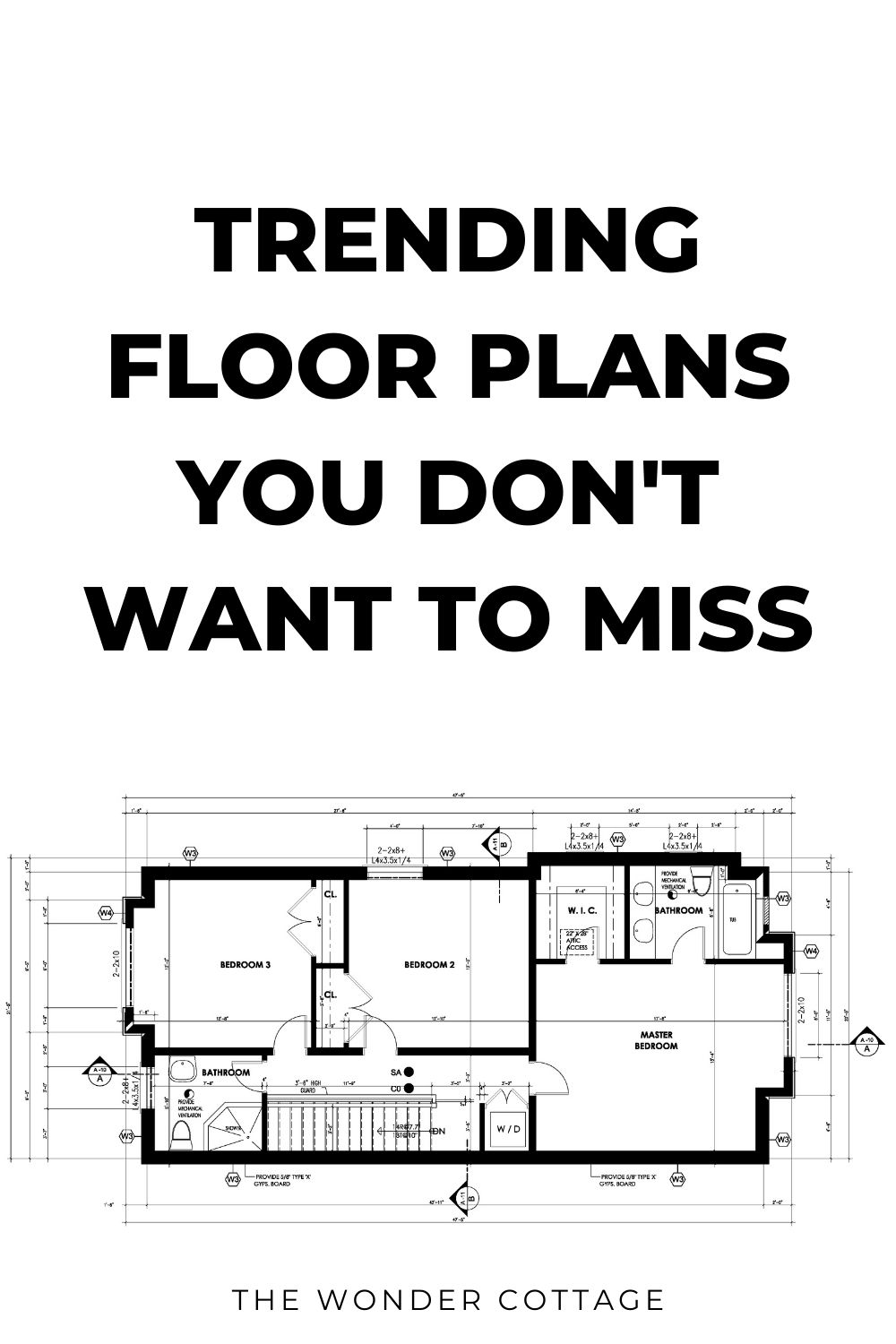 Trending floor plans you don't want to miss