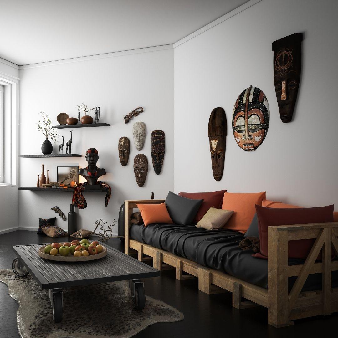 art decor, indigenous culture