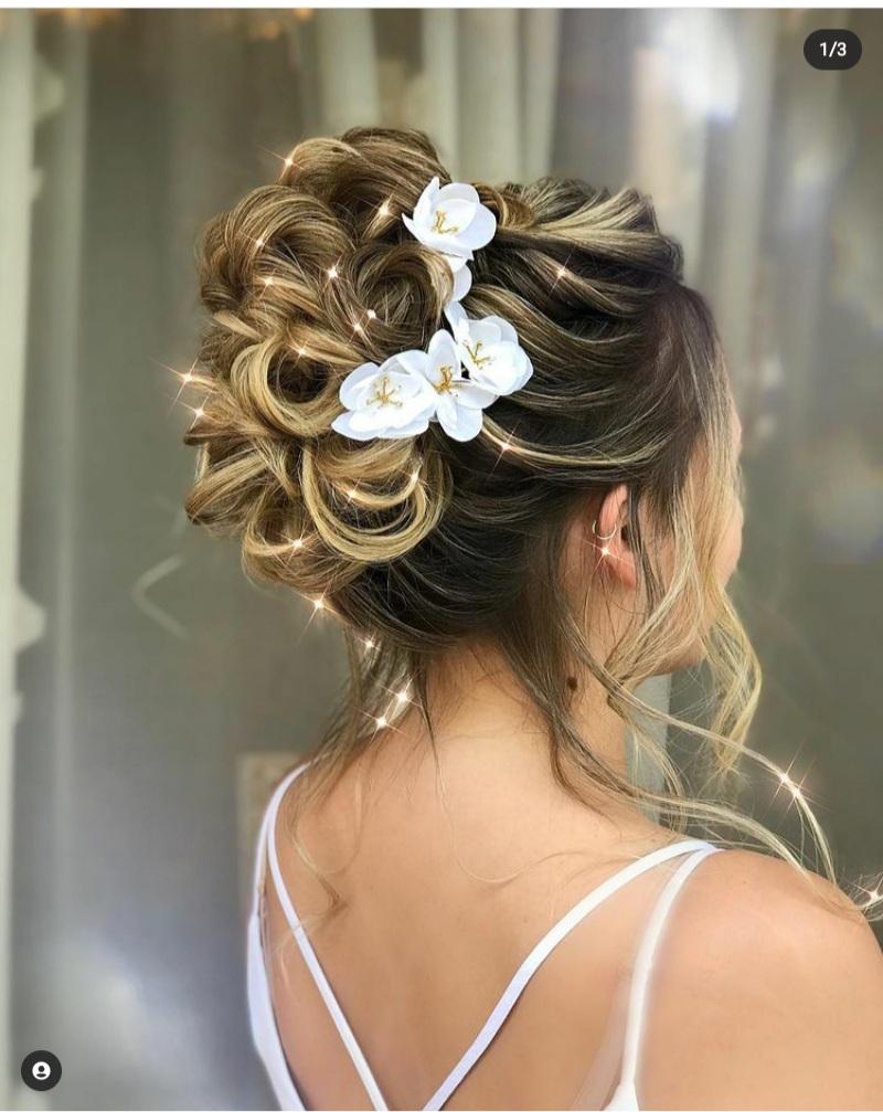 wedding hair pins