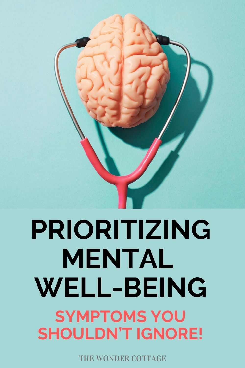 prioritizing mental well-being: symptoms you shouldn't ignore