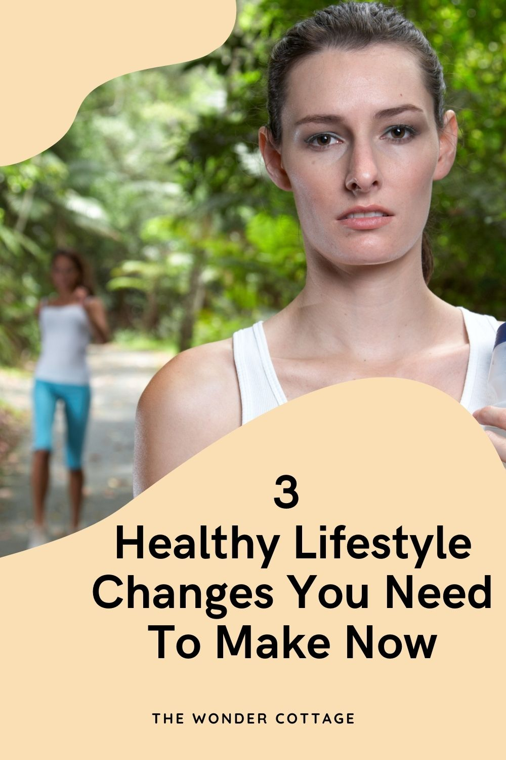 3 healthy lifestyle changes you need to make