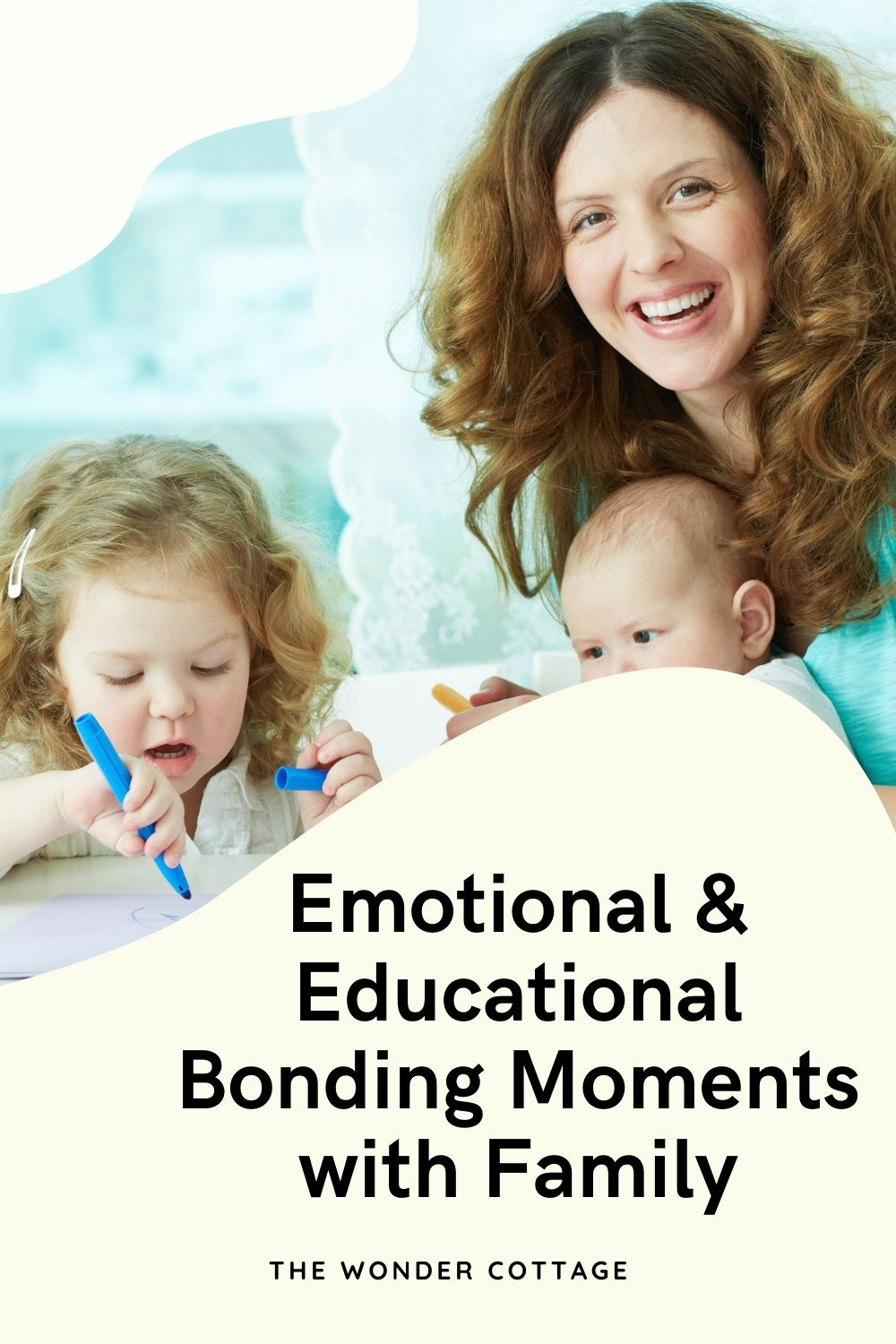 Emotional and Educational Bonding Moments with Family