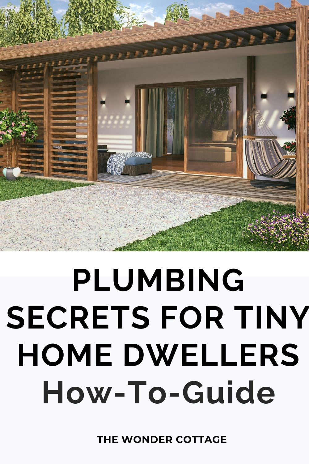 Plumbing Secrets For Tiny Home Dwellers: How To Guide