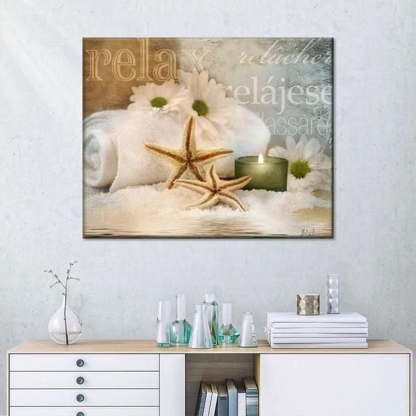Relaxation I Canvas Wall Art