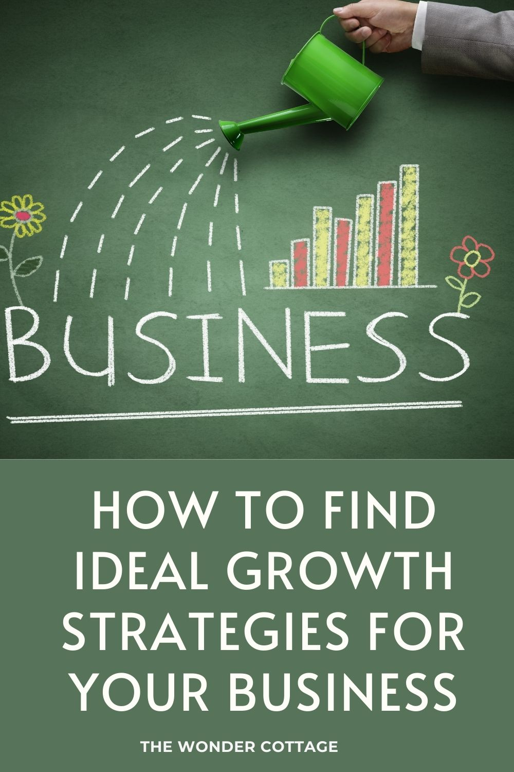 Finding ideal growth strategies for your business